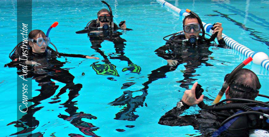 Bali Tour - Diving Courses and Instructions, Benoa Bali